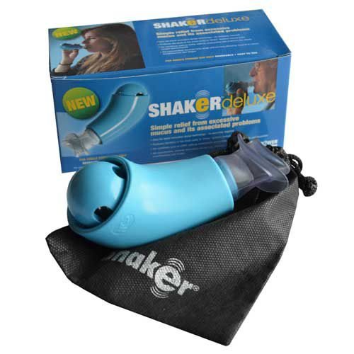 Shaker Deluxe Mucus Cleaner